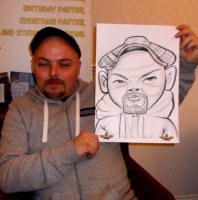 Wedding Caricature Artists Uk Birmimgham Midlands Staffordshire